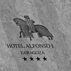Díptico Hotel Alfonso I