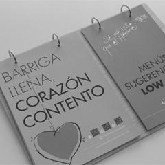 Carta Restaurante Il Panettone