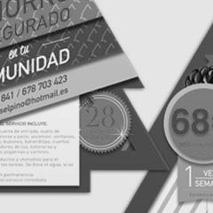 Publicidad troqueladaEl Pino
